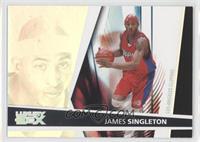 James Singleton /430
