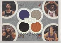 Tim Duncan, Allen Iverson, Shaquille O'Neal, Steve Nash [PoortoFair…