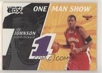 Joe Johnson #/25