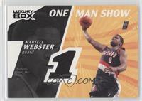 Martell Webster #/25