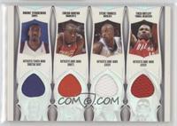 Amare Stoudemire, Emeka Okafor, Steve Francis, Gilbert Arenas, Kobe Bryant, All…