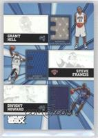 Grant Hill, Steve Francis, Dwight Howard /250