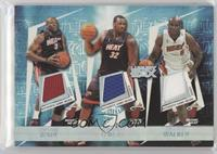 Dwyane Wade, Antoine Walker, Jason Williams, Udonis Haslem /193
