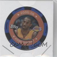 2005-06 Topps NBA Collector Chips - [Base] - Blue #KOBR - Kobe Bryant