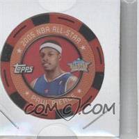 2005-06 Topps NBA Collector Chips - [Base] - Red #PAPI - Paul Pierce