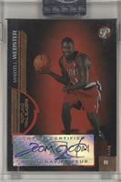 Martell Webster /20 [Uncirculated]