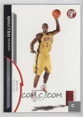 2005-06 Topps Pristine - [Base] #102 - Marvin Williams