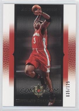 2005-06 Ultimate Collection - [Base] - Blue #4 - Al Harrington /125