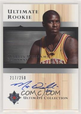 2005-06 Ultimate Collection - [Base] #144 - Marvin Williams /250