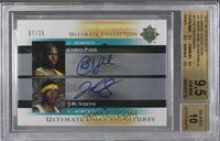 Chris Paul, J.R. Smith /25 [BGS 9.5]