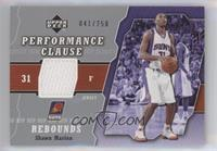 Shawn Marion #/250