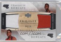 Raymond Felton, Sean May #4/10