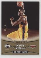Marvin Williams [Noted] #/10