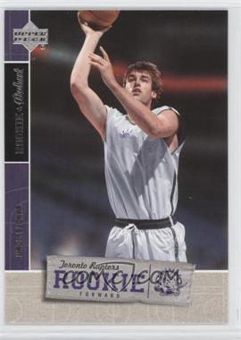 2005-06 Upper Deck Rookie Debut - [Base] #145 - Uros Slokar