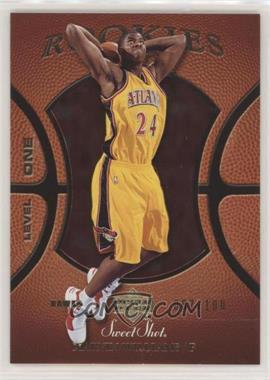 2005-06 Upper Deck Sweet Shot - [Base] - Gold #144 - Marvin Williams /100