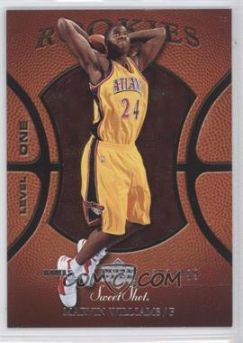 2005-06 Upper Deck Sweet Shot - [Base] #144 - Marvin Williams /499
