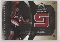 Darius Miles #/50