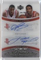 Tracy McGrady, Luther Head #/50
