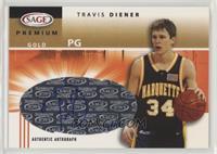 Travis Diener #/10