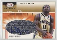 Will Bynum /10