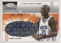 Jawad Williams #/5