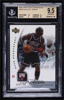 Michael Jordan [BGS9.5GEMMINT] #/750