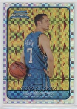 2006-07 Bowman Draft Picks & Stars - Chrome - X-Fractor #165 - J.J. Redick /150