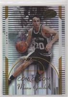 Manu Ginobili #/99