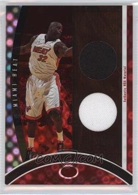 2006-07 Bowman Elevation - Executive Level - Dual Red Relics #ELDR-SO - Shaquille O'Neal /49