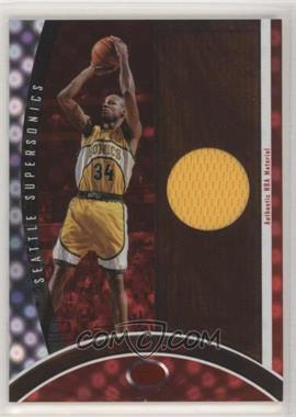 2006-07 Bowman Elevation - Executive Level - Red Relics #ELR-RA - Ray Allen /49