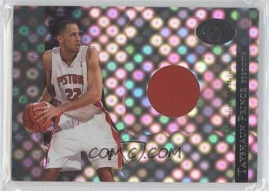 2006-07 Bowman Elevation - Power Brokers - Patch #PBP-TP - Tayshaun Prince /10