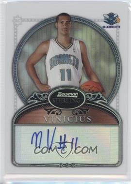 2006-07 Bowman Sterling - [Base] - Refractor #74 - Marcus Vinicius /199