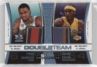 Tyson Chandler, Kwame Brown /10