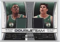 Paul Pierce, Wally Szczerbiak /50