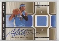 Carmelo Anthony #/25