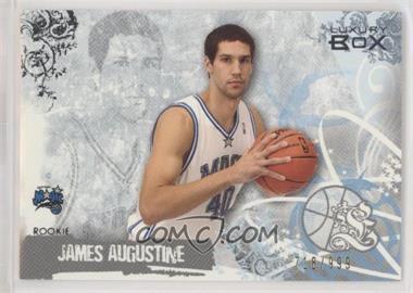 2006-07 Luxury Box - [Base] #79 - James Augustine /999