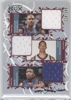 Stephon Marbury, Channing Frye, Nate Robinson #/249
