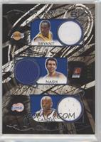 Kobe Bryant, Steve Nash, Sam Cassell, Baron Davis, Mike Bibby /49
