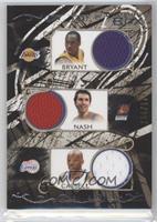 Kobe Bryant, Steve Nash, Sam Cassell, Baron Davis, Mike Bibby /179