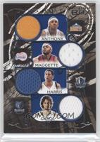 Carmelo Anthony, Corey Maggette, Devin Harris /49