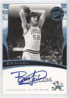 2006-07 Press Pass Legends - Autographs - [Autographed] #BILA - Bill Laimbeer
