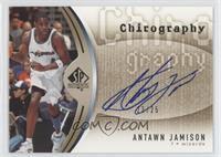 Antawn Jamison #23/25
