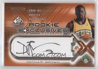 Denham Brown /100