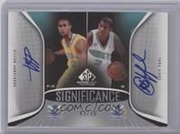 Hilton Armstrong, Chris Paul /50