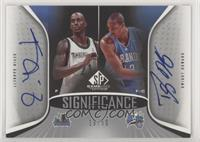 Kevin Garnett, Dwight Howard /50