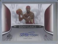 LeBron James #/23