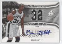 Sean Elliott /32
