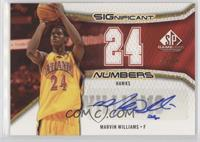 Marvin Williams /24