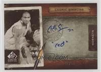 Cedric Simmons /50
