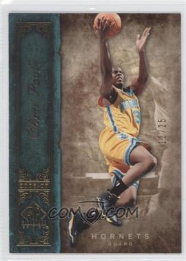 2006-07 SP Signature Edition - [Base] - Gold #62 - Chris Paul /25